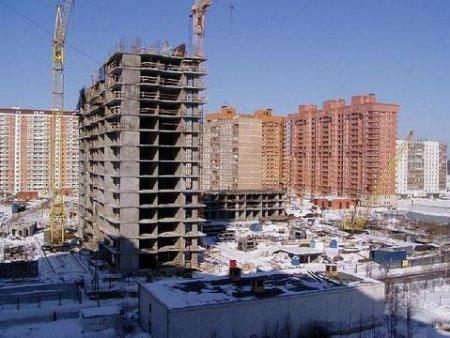 Новосибирская область превзошла докризисный рекорд ввода жилья, построив 1,4 млн кв м