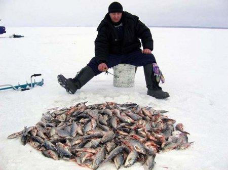 Будьте предельно осторожными на льду