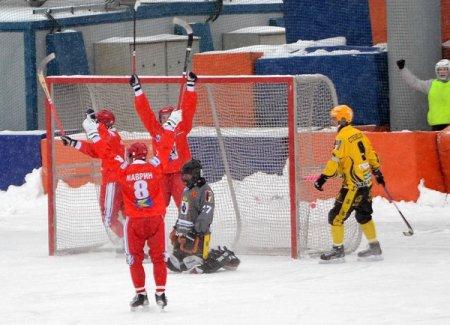 «Сибсельмаш» одержал дома победу над хабаровским «СКА-Нефтяником»