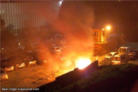 В московском ресторане произошел взрыв, пострадали шесть человек