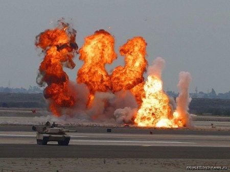 Военные начнут взрывать боеприпасы 20 января