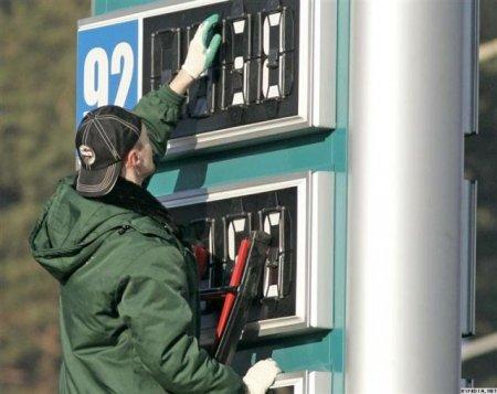 Медведев поручил главе ФАС проверить цены на топливо