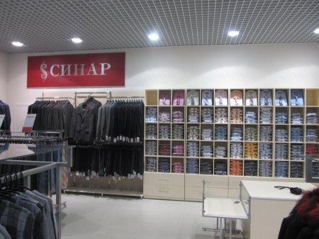 В Красноярске открылся новый фирменный магазин Синар