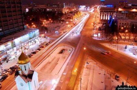 Мэр остался недоволен новогодним оформлением Новосибирска