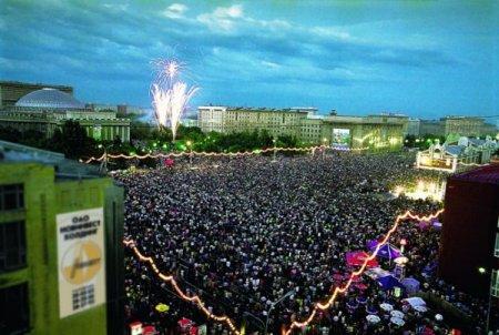 В Новосибирской области проживают 2 % от населения России