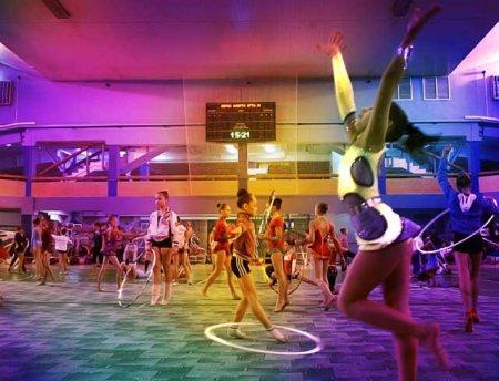 Художественные гимнасты со всего региона приедут в Новосибирск на «Сибирскую зиму»
