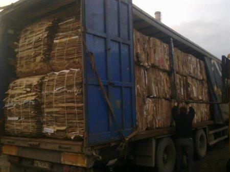 16 тонн макулатуры собрали за полдня в Советском районе