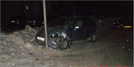 Сводка ДТП за 21.01.2012,