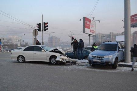 Разбитые в хлам Forester&Chaser [видео]....автомобили просто убило