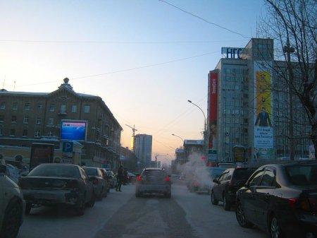 """ГИБДД: машин на дорогах города становится все больше, но до """"критической массы"""" пока далеко"""