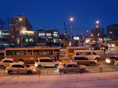 Морозы оставили без электричества дома в районе «Золотой Нивы»