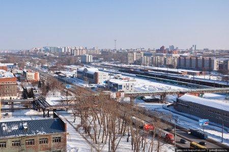 В Новосибирске борются с лихачами на дорогах и беспечными пешеходами
