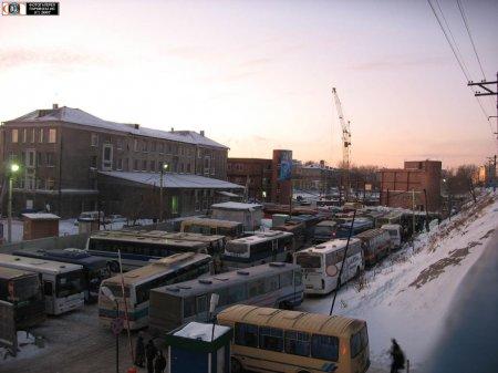 Автовокзал отменил 5 междугородных рейсов из-за морозов