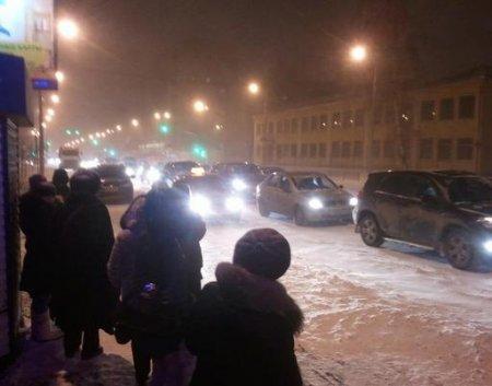 В связи с морозами в Новосибирске подорожало такси