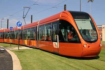 скоростного трамвая