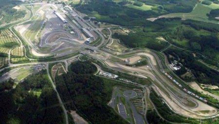 Копия легендарной немецкой гоночной трассы появилась в Новосибирске
