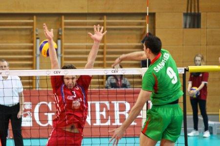 3:1 – новосибирские волейболисты одержали убедительную победу в Баварии