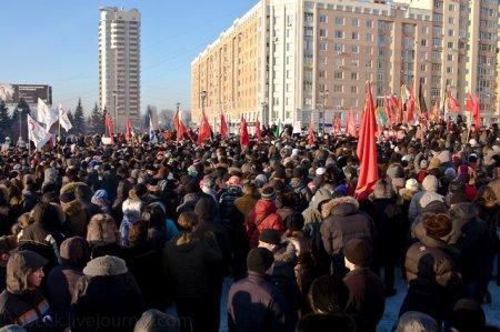 Организаторам акции «За честные выборы» снова грозит штраф