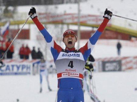 Новосибирский лыжник завоевал две серебряные медали на этапе Кубка мира