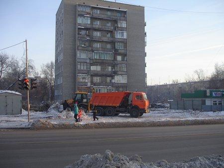 На ул. Лескова выделили место под новый магазин