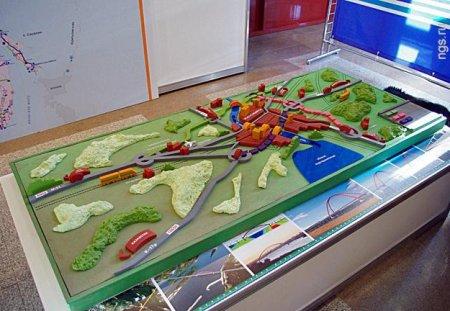 Новосибирская область получит 500 млн на строительство Восточного обхода