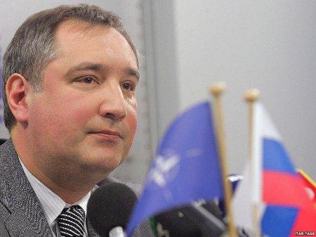 C рабочим визитом приехал Заместитель Председателя Правительства Российской Федерации Дмитрий Рогозин