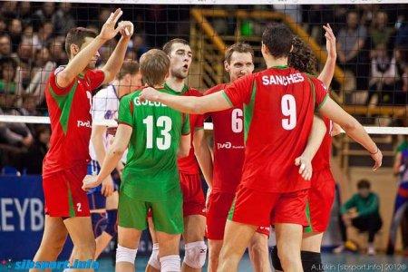 «Локомотив» разгромил чемпионов Германии в плей-офф Лиги Чемпионов