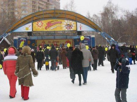 Гуляй, масленица! (расписание мероприятий - в парках Новосибирска)