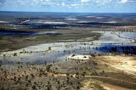 Сибирские ученые нашли следы наводнения 6,5-тысячелетней давности