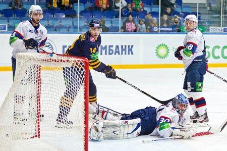 «Сибирь» потерпела шестое поражение кряду