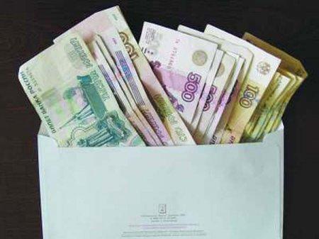 Средняя зарплата в НСО за год составила 20 374 рубля