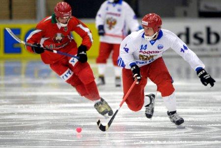 Хоккей с мячом: «Сибсельмаш» одержал победу над нижегородским «Стартом»