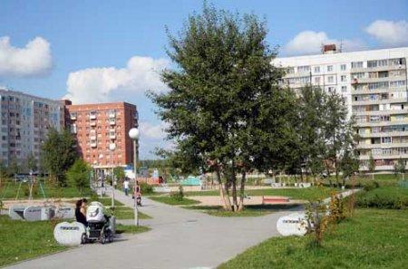 В Новосибирске продолжится благоустройство скверов и парков