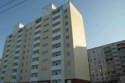 Пресс-конференция: цветовое оформление жилых комплексов