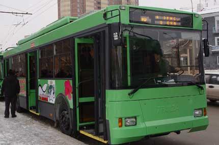 Транспортные карты студента и школьника действительны во всех автобусах