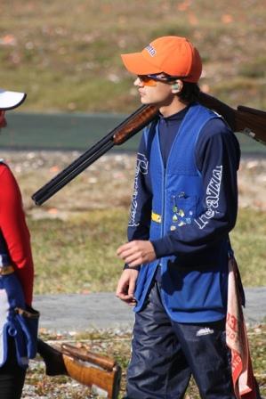 Новосибирские стрелки готовятся к Олимпийским играм