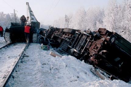 Железнодорожная авария на Дальнем Востоке: новые подробности