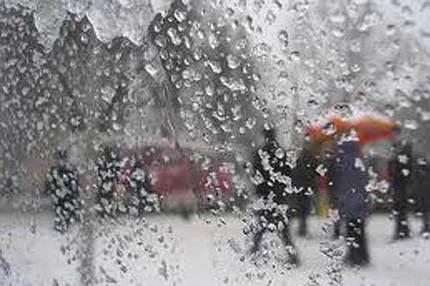 Погода 13 марта: в Новосибирске пройдет мокрый снег