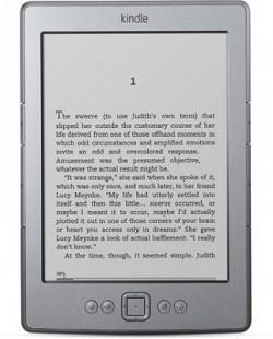 В Новосибирске открылись продажи электронной книги Amazon Kindle