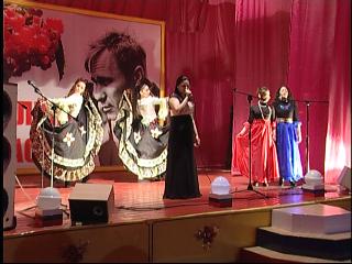 Новосибирские осужденные в конкурсе вокала