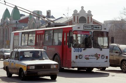 Исторические экскурсии по Новосибирску на троллейбусе