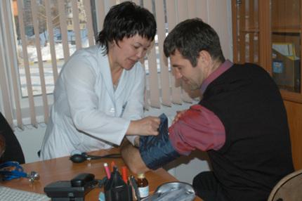 В Новосибирске растет число людей с повышенным артериальным давлением