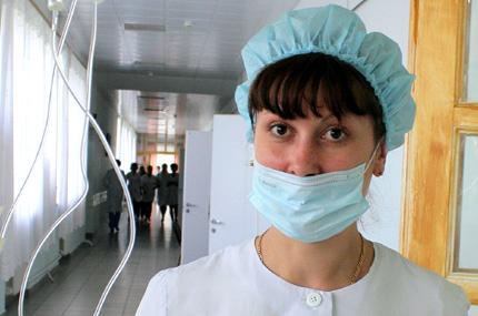 Эпидемия гриппа началась среди новосибирских детей