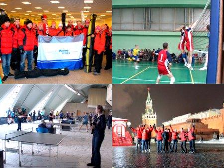 Мировые корпоративные игры пройдут в Новосибирске 4-9 сентября