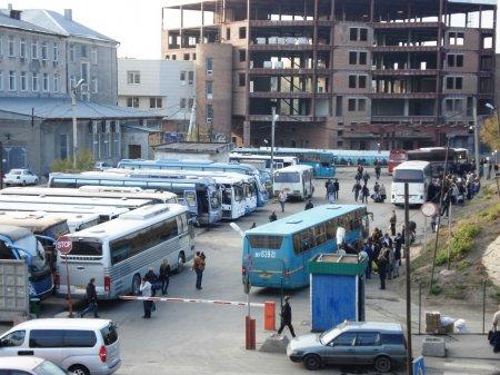 Застройщик Новосибирского автовокзала обанкротился