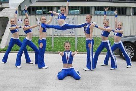 Первенство Новосибирска по спортивной и фитнес-аэробике cостоится 9 и 11 марта