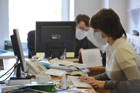 По Новосибирску гуляют 20 вирусов гриппа