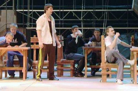 Театр «Глобус» готовит громкую премьеру - мюзикл «Алые Паруса» Максима Дунаевского