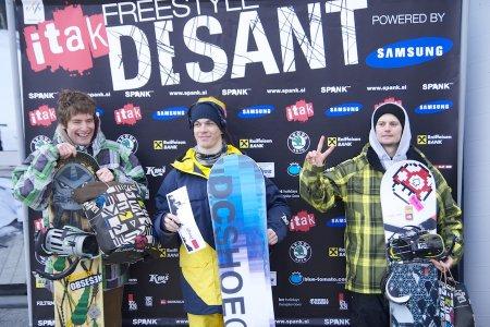 Новосибирский сноубордист победил на этапе Кубка Европы