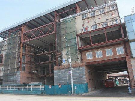 Новое здание автовокзала сдадут в конце марта